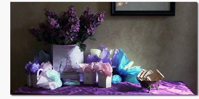 Les cadeaux pour le mariages