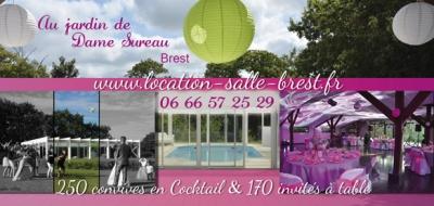Restaurant Pour Votre Mariage En Pays De Brest
