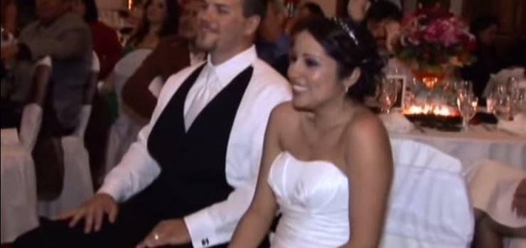 L'amour d'un père au mariage de sa fille