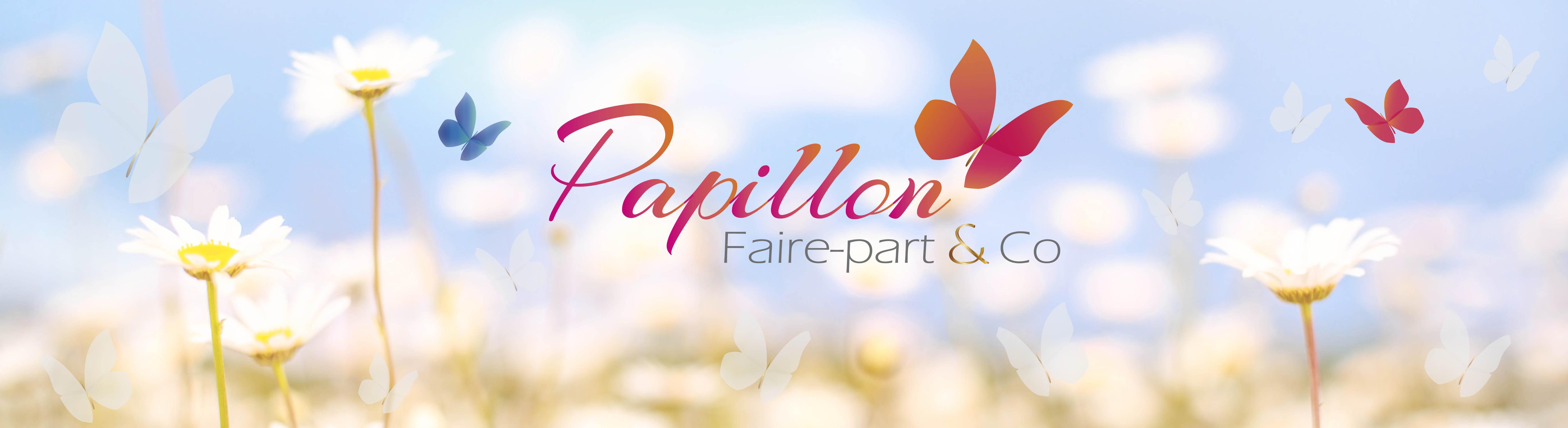 Papillon Faire-part & Co est un atelier de création de faire-part