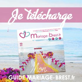 Je télécharge mon guide mariage brest 2018