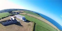 5- Colonie du Trézien - Salle à Plouarzel en bord d mer : 97 + 190 m²