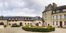 1- Manoir de Trouzilit - Salle à Tréglonou à la campagne : 180 couverts