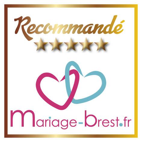 Mariage-Brest.fr recommande ses membres pour l'organisation de votre mariage 2018-2019