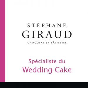 gateau mariage chocolatier patissier giraud